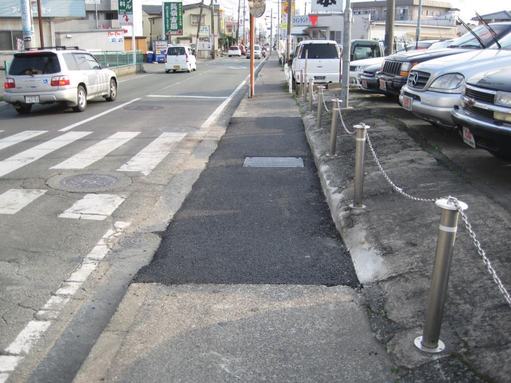 保田窪本町排水路改良工事